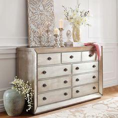 Celine Champagne Dresser