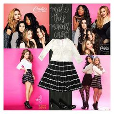 """""""Ally Brooke~Fifth Harmony~Candie's Photoshoot 2015"""" by fashion10496 ❤ liked on Polyvore"""