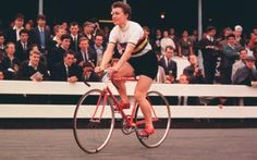 Beryl Burton is Britain's greatest female cyclist - but very few have heard of her