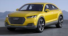 Audi Q4 Markenanmeldung Deutet Auf Mercedes GLC Coupé BMW X 4 Rivalen Audi Hybrids PHEV Reports SUV