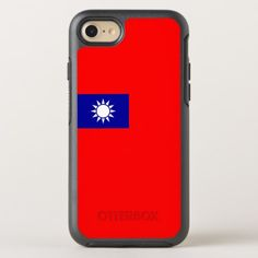Shop Flag of Taiwan (ROC) OtterBox iPhone Case created by Flagosity. Taiwan Flag, Political Events, Synthetic Rubber, Iphone Case Covers, Flags, Apple Iphone, Create Yourself, Reusable Tote Bags, Gifts