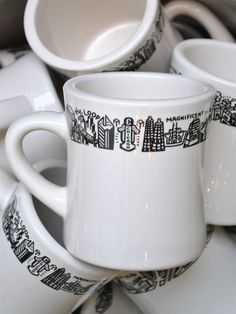 Chicago Skyline Mug - Exclusively at P.O.S.H.