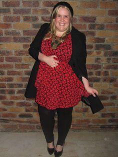 WaitUntilTheSunset Aussie Curves Leggings Plus Size Fashion Blogger