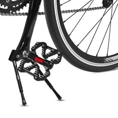 Adjustable Practical Kickstand Bike Foot Brace Mountain Road Cycling Side Stand