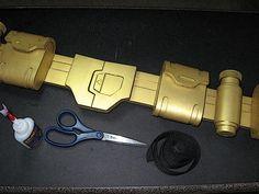 Arkham Origins Batman Utility belt.