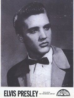 In 1954 the November issue of Billboard magazine listed Elvis Presley at number 8 of the Most Promising New Hillbilly or Country  Singers.