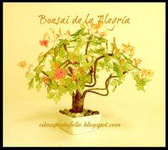 El Portafolio de Edma: Bonsai de la Alegría