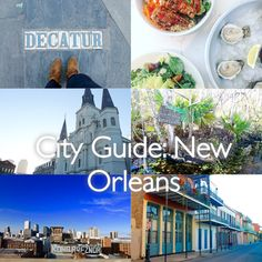 New Orleans is quickly becoming one of my favorite cities.  If you're traveling to the Big Easy, check out the City Guide for where to eat, things to do and places to go!