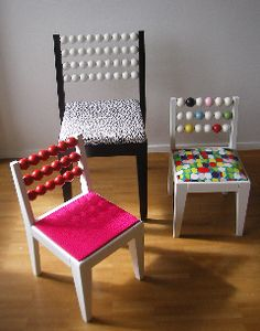 Elsanomia Elsa, Helmet, Recycling, Dining Chairs, Amazing, Furniture, Design, Home Decor, Decoration Home