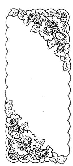 pergamano - Page 3 Cutwork Embroidery, Embroidery Stitches, Embroidery Patterns, Machine Embroidery, Parchment Cards, Coloring Book Pages, Copics, Craft Patterns, Printable Coloring