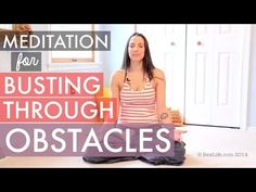 Meditation for Obstacles & Negativity - How To Meditate for Beginners - You Have 4 Minutes - BEXLIFE