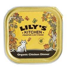 Lily's Kitchen organic dinner for cats