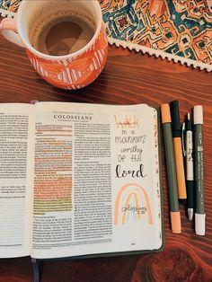 Bible Study Journal, Scripture Study, Bible Art, Bible Drawing, Bible Doodling, Jesus Bible, Faith Bible, Journaling, Bibel Journal