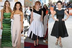 """Who gets the best-dressed vote? Check out """"The Best Looks from the Toronto International Film Festival"""""""