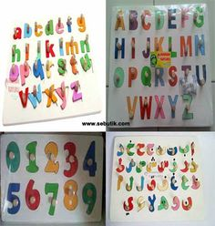 Puzzle Seri Knop: huruf, angka, dan hijaiyah. Bahan: MDF Berat : 300 gr  Manfaat Mainan Edukatif Puzzle Seri Knop:  1. Pengenalan huruf a - z dan hijiayah. 2. Pengenalan warna. 3. Pengenalan angka 0-9. 4. Melatih motorik halus. 5. Melatih koordinasi mata dan tangan.