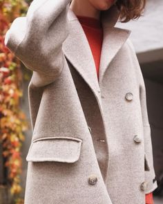 """S T U D I O B A Z A R 🌿 on Instagram: """"Our Wool Coats are here☁️ See more about this piece via link in bio✨ #studiobazar"""" Wool Coats, Sustainable Clothing, Link, Jackets, Clothes, Collection, Instagram, Fashion, Fleece Jackets"""