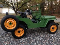 1947 Willys CJ-2A - Photo submitted by Tim Ramsey.