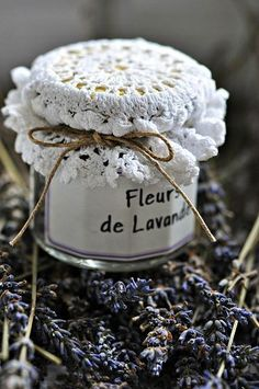 Lavender for Sachets to Scent Linens
