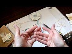 Ribbon thread technique