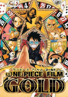 The new『ONE PIECE FILM GOLD』on 23-07-2016 in the box-office #Animation #Anime…