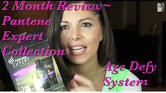 Are you losing a LOT of hair down the drain as you are aging?  Watch this 2 month long review with challenge of Pantene Expert Collection Age Defy System