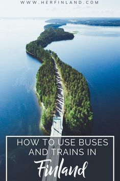 This guide by a local helps you effortlessly plan the logistics of your Finland visit. Discover how to use buses and trains in Finland! Finland Trip, Finland Travel, Lapland Finland, Bus Travel, Train Travel, Travel Tips, Travel Destinations, Travel Abroad, Hawaii Travel
