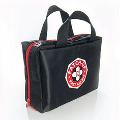 First Aid Kit From Patch-Up (270 pieces-39 unique medical items) Designed For Family Emergency Care. Compact-Waterproof-Nylon Bag Is Ideal For Home-Car-Boat-Sports-Outdoors. Protect Your Loved Ones. Patch-Up Products LLC http://www.amazon.com/dp/B01AA5MUDE/ref=cm_sw_r_pi_dp_Y4d.wb0K07NAQ