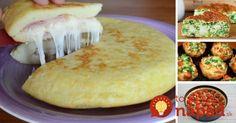 7 tipov na najlepšie slané koláče s rýchlou a jednoduchou prípravou!