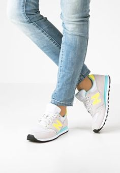 New Balance WL373 - Baskets basses - grey - ZALANDO.FR