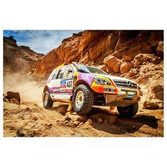 Mercedes Benz ML or New GLE - Dakar 2014