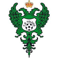 TOLEDO (Castilla La Mancha) Fifa, Football Mexicano, Toledo Spain, Football Team Logos, Sports Clubs, Creative Art, Squad, Badge, Branding Design