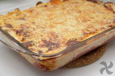 Canelones carne y salsa de tomate con un toque de pimiento de piquillo. Foie Gras, Tapas, Salsa Bechamel, Carne Picada, Pasta, Macaroni And Cheese, Pudding, Ethnic Recipes, Desserts