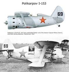 LF Models Decals 1//72 POLIKARPOV I-152 I-153 CHAIKA Russian Fighter