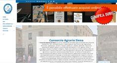 """E' on line il nuovo sito web del Consorzio Agrario di Siena, realizzato con una progettazione altamente """"responsive"""", accessibile e leggibile su tutti i dispositivi fissi e """"mobile"""". Vieni a visitarci!!!!! www.capsi.it"""