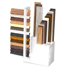Flooring display rack stand for wood floor timber floor- The Flooring display rack stand for wood floor timber floor is manufactured .