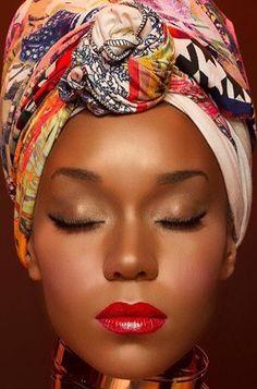 .#Headwrap