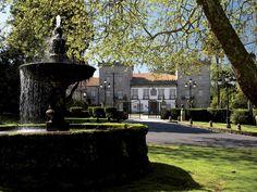 Museo Quiñones de León (Vigo, Pontevedra). Ruta de la camelia #Galicia