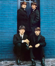My All Time Favorite Photo Of The Beatles.