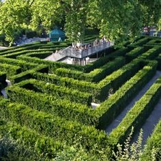 Irrgarten und labyrinth g rten der welt by gruppe f - Irrgarten deutschland ...