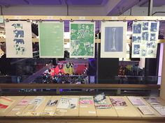DIY Riso @ DIY Cultures: I caught up with the exhibitions' curators, creative producer Divya Osbon and graphic designer Rose Nordin, about how they put it all together and the craft of risograph.