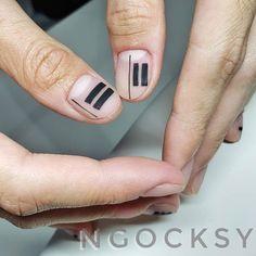 Men Nail Polish, Mens Nails, Brad Nails, Shoe Nails, Minimalist Nails, Halloween Nail Art, Creative Nails, Stylish Nails, Perfect Nails