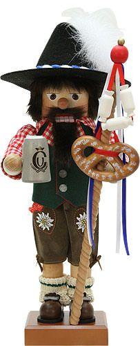 Nutcracker - Oktoberfestler Limited - 48,5cm / 19 inch