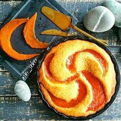 Balkabaklı Kek Tarifi nasıl yapılır kolay videolu nefis tatlı yemek tarifleri Pumpkin cake dessert recipe turkish delicious yummy tasty taste bake baked
