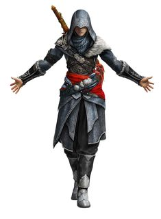 noel (ezio costume), final fantasy xiii-2 - similar to assassin's creed.