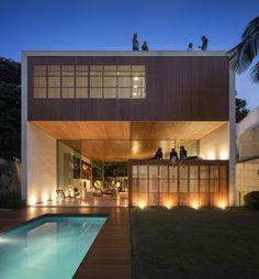 Architects: Studio mk27 Location: São Paulo - State of São Paulo, Brazil Architect In Charge: Marcio Kogan Co Architect : Carolina Castroviejo Project