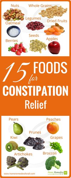 These readily available food items will give you complete constipation relief. Make some of them them part of your daily diet.