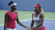 Serena & Venus Williams // doubles. // USOpen2014