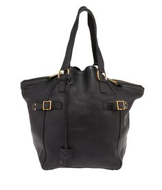This Yves Saint Laurent Black Leather Downtown Double Zip Tote bag is now available on our website for $300.00. Check out our full collection of authentic Yves Saint Laurent items at http://cashinmybag.com/?s=yves+saint+laurent&post_type=product. Our bags do sell very quickly. But don't worry, new items are listed daily.