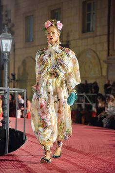 Dolce & Gabbana Alta Moda Fall 2017 Couture