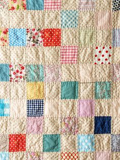 swedish summer quilt